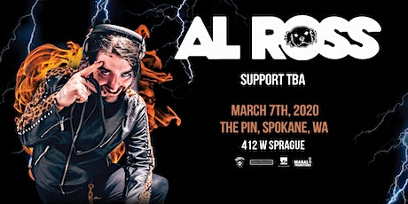 Al Ross at The Pin tickets