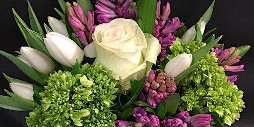 Sips & Stems- Easter Tulip design!