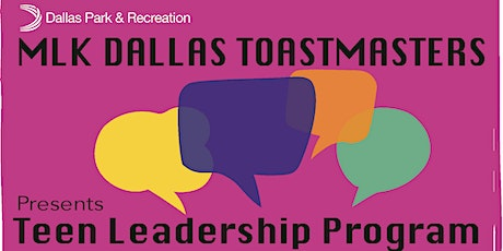 Toastmasters: Teen Leadership Program tickets
