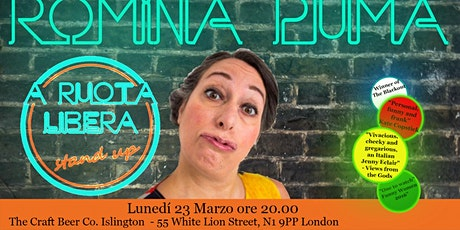 Comedy Solo Show Preview - In Italian tickets