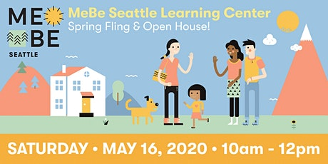 MeBe Seattle Spring Fling & Open House tickets