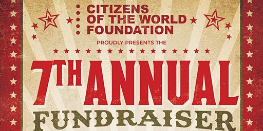 7th Annual Citizens of the World FUNdraiser
