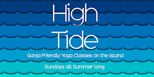 High Tide: Ganja Friendly Yoga