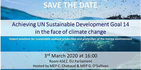 Achieving Sustainable Development Goal 14 in the face of climate change tickets