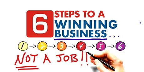 """""""OWN A BUSINESS, NOT A JOB"""" - FREE WORKSHOP tickets"""