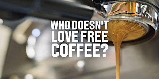 27/01 (segunda-feira) Quem ama #FREECOFFEE?