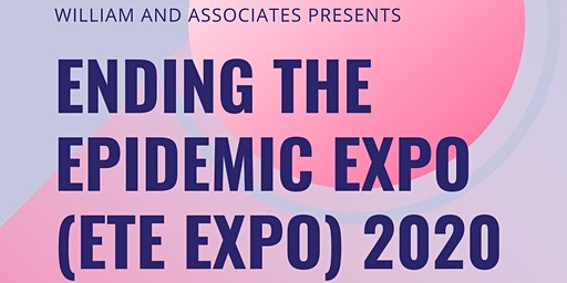 ENDING THE EPIDEMIC EXPO 2020