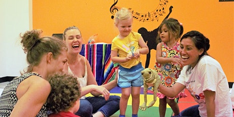 Mommy and Me Spanish Time at Bravery Kids Gym tickets