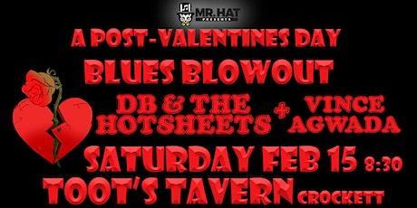 Mr. Hat's Sugartown Post-Valentine's Blues Blowout tickets