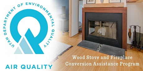 November 4, 2020 Salt Lake County HB357 Wood Stove Conversion Application tickets