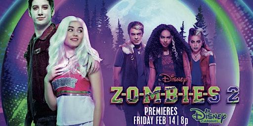 Disney Zombies 2 Event