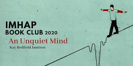 Mental Health Book Club: An Unquiet Mind tickets
