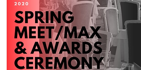 2020 Spring MEET/MAX & Awards Ceremony at Il Giallo tickets