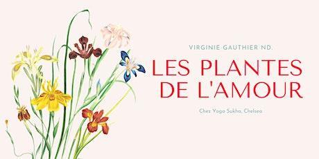 Les Plantes Médicinales et l'Amour billets