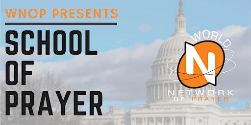 School of Prayer 2020