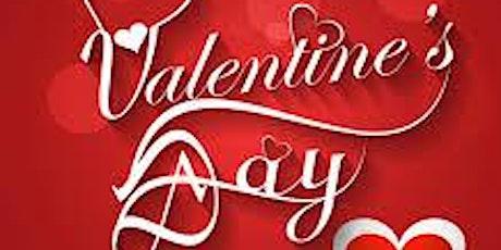 VALENTINE'S DAY AFFAIR!!!  tickets