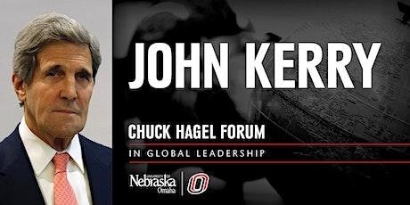 Chuck Hagel Forum in Global Leadership tickets