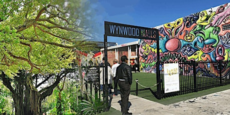 A Tour of Old Miami, Brickell, Coconut Grove, and Wynwood Walls-Day Trip tickets