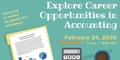 Explore Career Opportunities in Accounting