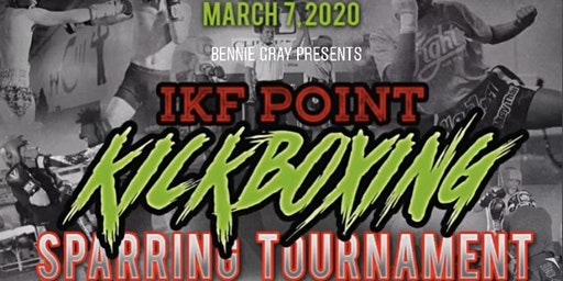 IKF Point Kickboxing Sparring Tournament at Cor Fitness MMA