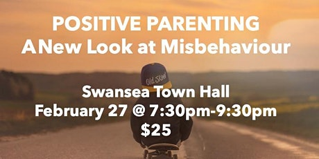 """Positive Parenting"" A New Look at Misbehaviour tickets"