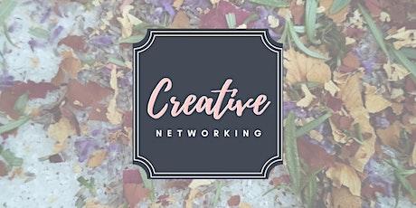 Creative Networking - Self Care Magic tickets