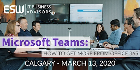 Teams Roadshow 2020 - Calgary tickets