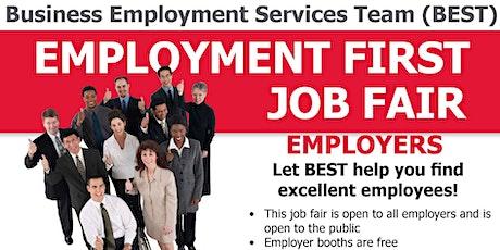 Employment First Job Fair tickets