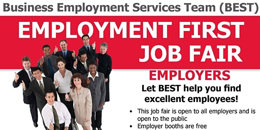 Employment First Job Fair