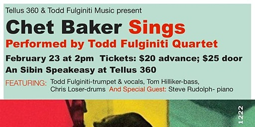 Fulginiti Jazz Series - Chet Baker Sings