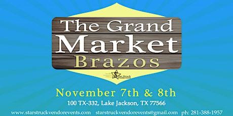The Grand Market Brazos Mall (November 7-8) tickets