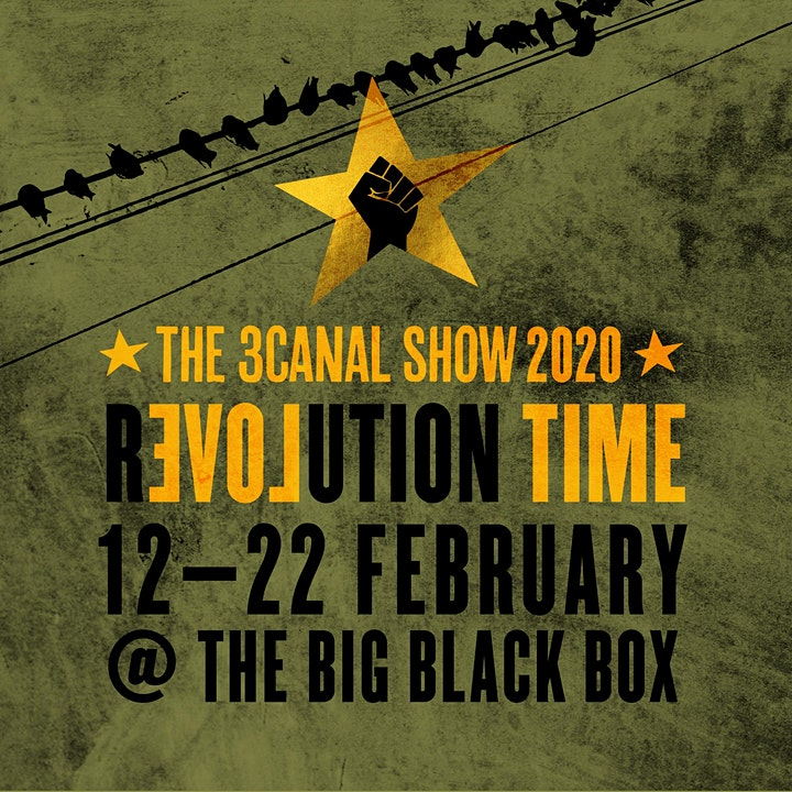 The 3canal Show - Revolution Time image