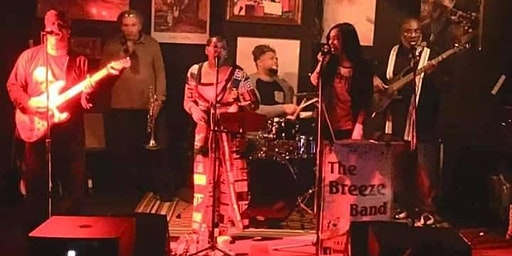 The Breeze Band Live 6 to 10 at BigBar
