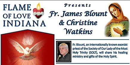 Flame of Love of the Immaculate Heart of Mary - Indiana