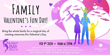 Family Valentine's Fun Day tickets