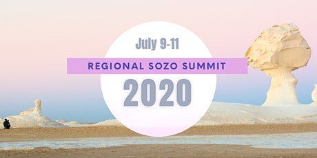 Regional Sozo Summit tickets