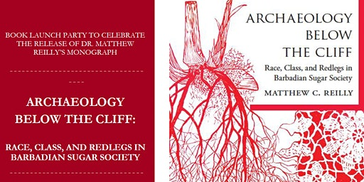 Book Launch - Archaeology Below the Cliff