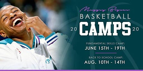 Muggsy Bogues Fundamentals and Back To School Basketball Camp tickets