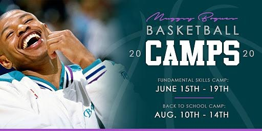 Muggsy Bogues Fundamentals and Back To School Basketball Camp