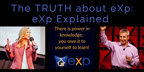The TRUTH about EXP REALTY:  eXp Explained tickets