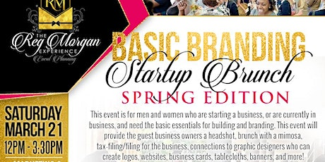 Basic Branding Brunch: SPRING EDITION tickets
