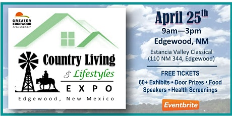 Country Living & Lifestyles EXPO tickets