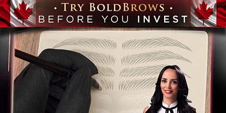 BOLDBROWS TRIAL - TRY FOR FREE - PhiAcademy Open Doors tickets