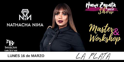 NATHACHA NINA - LA PLATA-  Huenu Zapata MakeUp Show