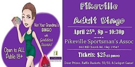 Pikeville Adult Bingo tickets