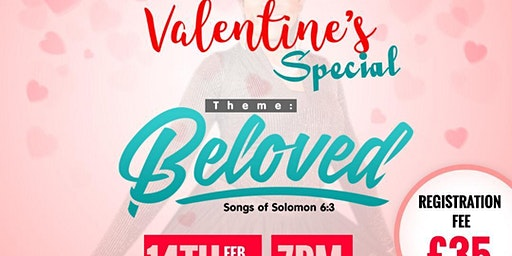 """Beloved"" - A Valentine Special"