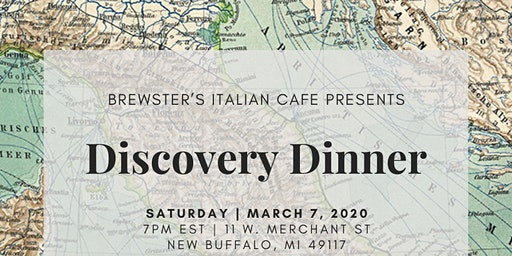 Discovery Dinner