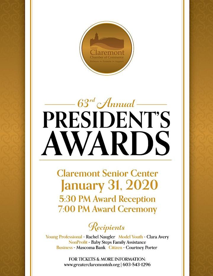 President's Awards 2020 image