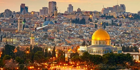 Visit Israel 2021 tickets
