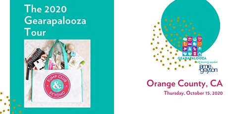 Gearapalooza Orange County 2020 tickets